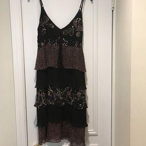 Rebecca Taylor Tiered dress