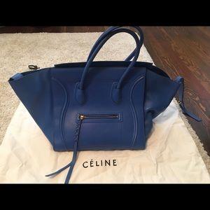 Celine Handbags - 100% authentic Celine Luggage Phantom Tote!