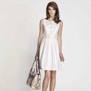 LK Bennett Dresses & Skirts - NWT LK Bennett Livia Optic white dress