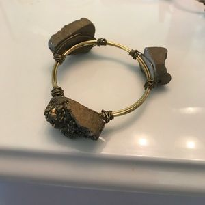 Bourbon and Bowties Accessories - Bourbon and Bowties Lookalike Drusy Bracelet
