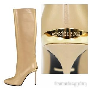 Class Roberto Cavalli Shoes - Authentic brand new in box Roberto Cavalii Boots