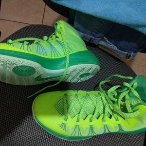 outlet store 3087f df06b ... official store nike hyperdunk 2013 lunar flash lime arctic green 3cc89  fe7c8 ...
