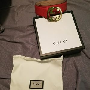Other - Authentic Gucci belt