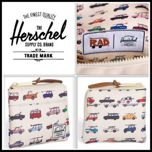 Herschel Supply Company Other - Rad Cars with Rad Surfboards by Kevin Butler!
