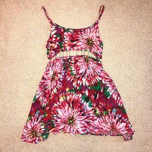 Millau Dresses & Skirts - Millau (LF) - Floral cutout summer dress