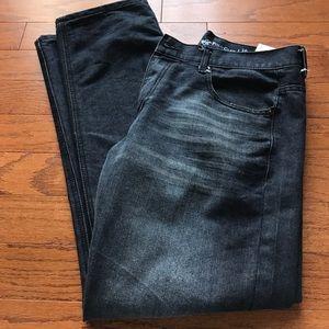 Dark wash men's jeans. Great condition
