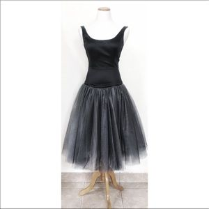 Milly Dresses & Skirts - Flash Sales! Milly Black Tulle Dress