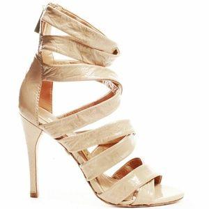 L.A.M.B. Shoes - L.A.M.B heel sandal