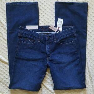 Tommy Hilfiger Denim - Tommy Hilfiger Low Rise Stretch Boot Cut Jeans