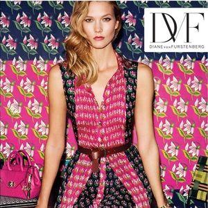 Diane Von Furstenberg Dresses & Skirts - NWT Authentic DVF Silk Nieves Dress