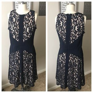 Limited Lace Cocktail Dress
