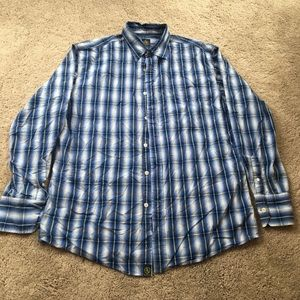 Aigle Other - Aigle Long sleeve button up 100% organic cotton LG