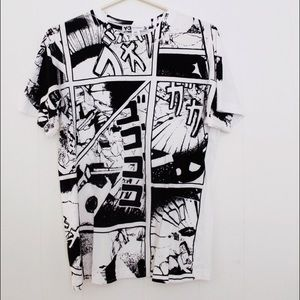 Y-3 Tops - Y3 Authentic manga Tshirt