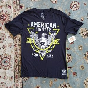 Affliction Other - Nwt m american fighter t-shirt