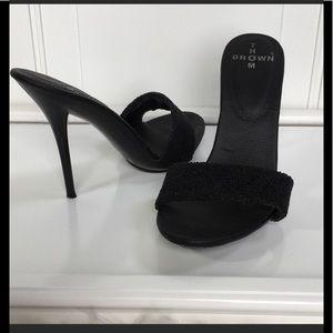 Thom Browne Shoes - Gorgeous Black Shiny High Heel Shoes!