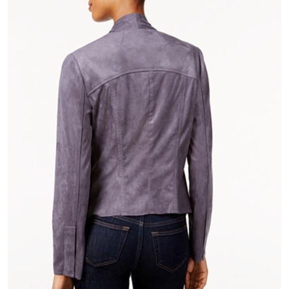 Kut from the Kloth Jackets & Coats - • Kut from the Kloth gray draped collar jacket S •