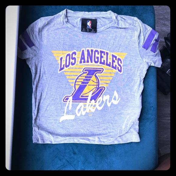 Vintage Lakers Tee 35