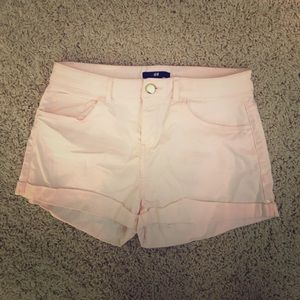 Pants - Light Pink Short