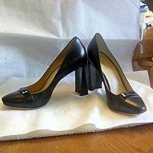 Costume National Shoes - Costume National Black Heels Sz 38