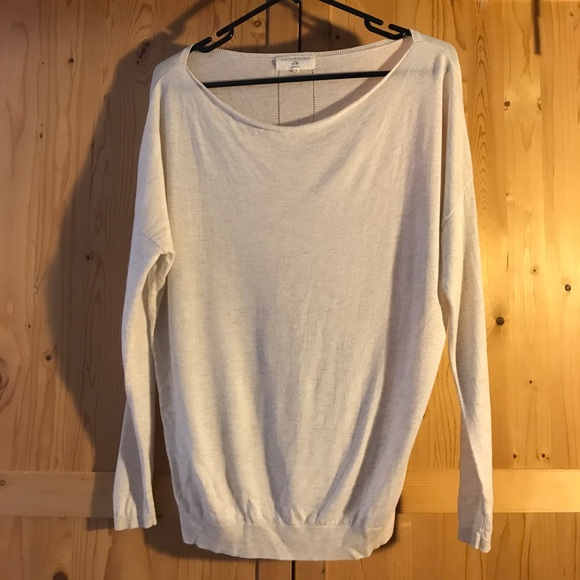 WANT Les Essentiels Sweaters - Delicate Cream Sweater