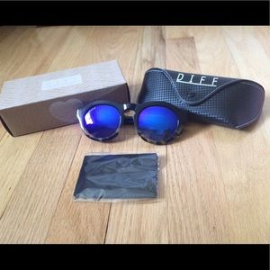 Diff Eyewear Accessories - Brand New- never worn DIFF Sunglasses