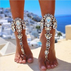 Jewelry - Jeweled Anklet!