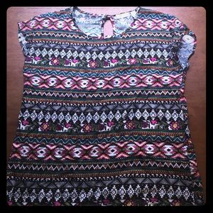 Everly Tops - Everly Tribal Top