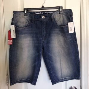 i jeans by Buffalo Other - NEW -Men's I jeans by Buffalo denim shorts size 34