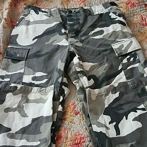 Propper Other - Black and White Camo Pants