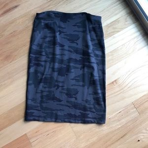 Sanctuary Dresses & Skirts - Camo print pencil skirt