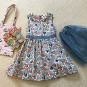 Mini Boden Other - Mini boden vintage dress 5-6Y