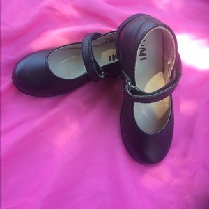Umi Other - Girls black shoes Size 8 US and 24 Euro