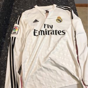 Real Madrid FC Jersey