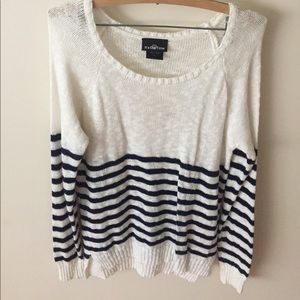 It's Our Time Sweaters - Stripped sweater