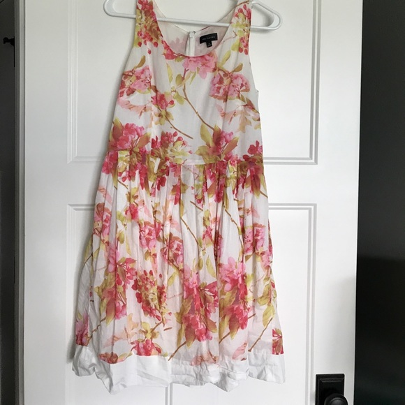 The Limited Dresses - The Limited floral lightweight dress