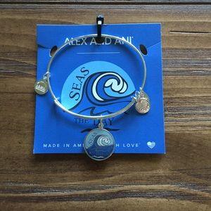 Alex And Ani Jewelry - NWT Alex and Ani Seas the Day bracelet