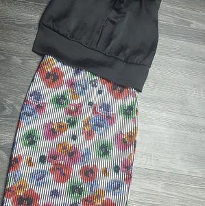 Zara Terez Dresses & Skirts - Colorful floral pencil skirt