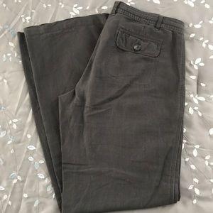 Gap Linen Wide Leg Pants