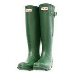 Hunter Boots Other - MEN'S TALL HUNTER RAIN BOOTS  SIZE 13