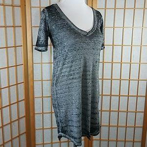 Urban Outfitters Dresses & Skirts - Project Social T, burnout v-neck tunic dress