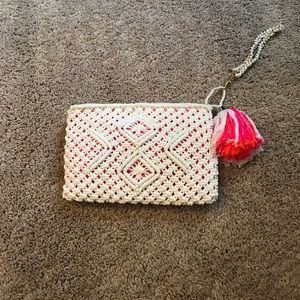 NWOT Lilly Pulitzer Clutch