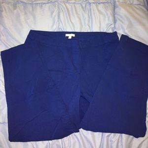 Dalia Pants - Blue pants