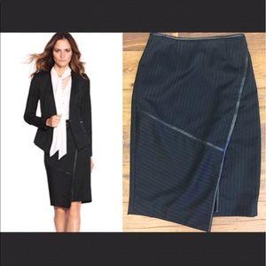 White House Black Market Dresses & Skirts - 💄White House Black Market💄Asymmetrical Skirt