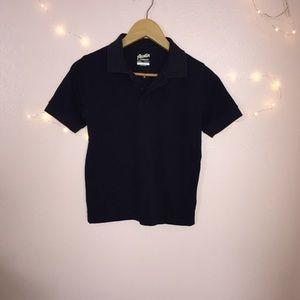 Austin Clothing Co. Other - Girls Navy Blue Uniform Polo