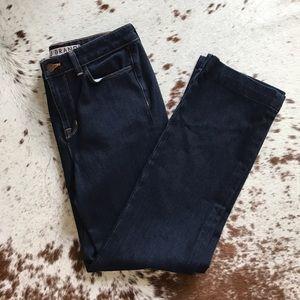 J Brand Denim - J Brand high rise dark wash jeans 29