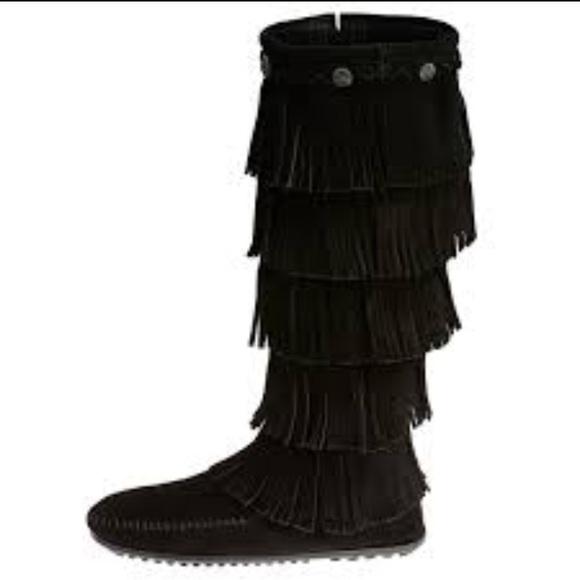 58 minnetonka shoes brand new minnetonka 5 layer
