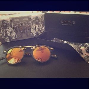 Krewe du Optic Accessories - Krewe du Optic- St. Louis Sunglasses