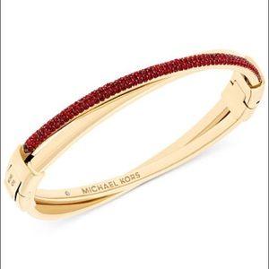 """Michael Kors Jewelry - RARE!!NWT Michael Kors """"holiday color rush"""""""