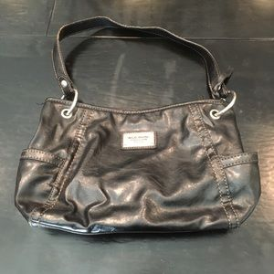 Relic Handbags - Black faux leather handbag