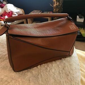 Loewe Handbags - Loewe puzzle shoulder bag